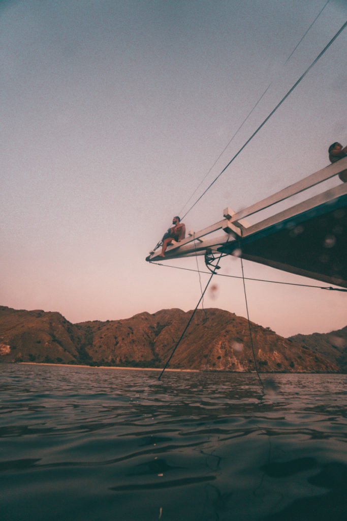 Wanua adventure boat trip