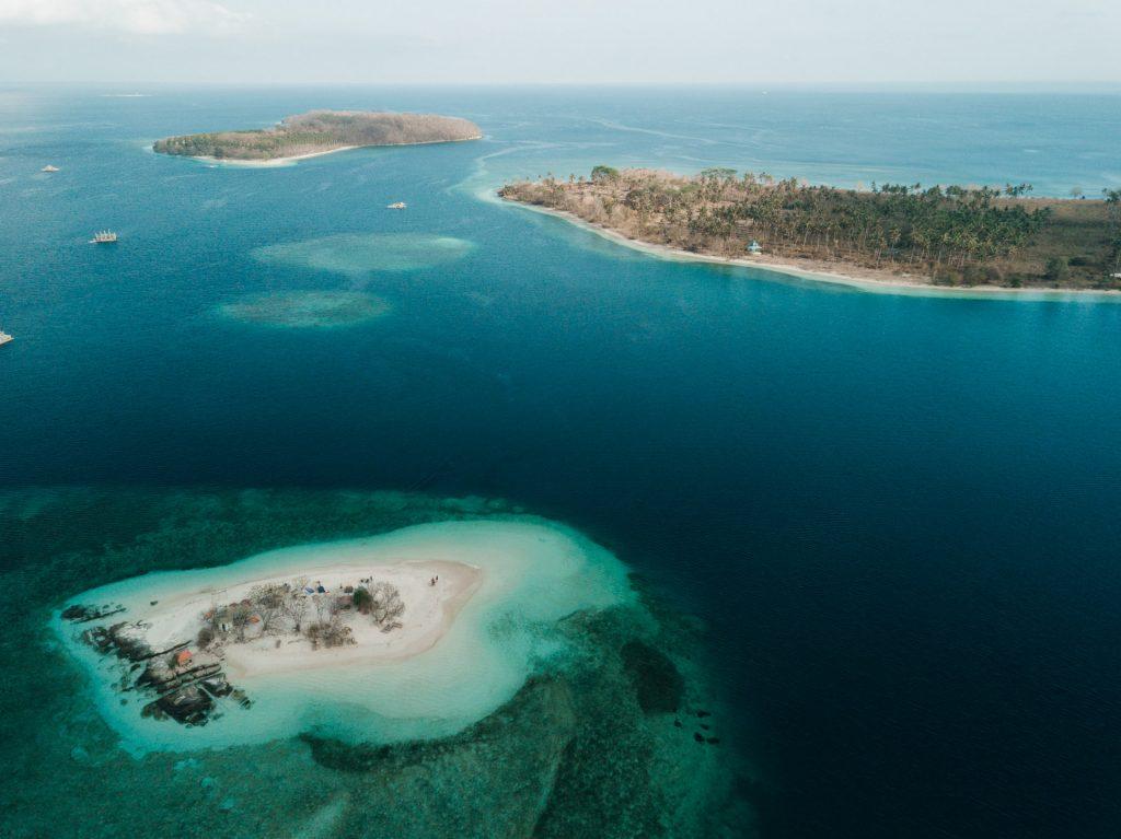 south West Lombok Gilis