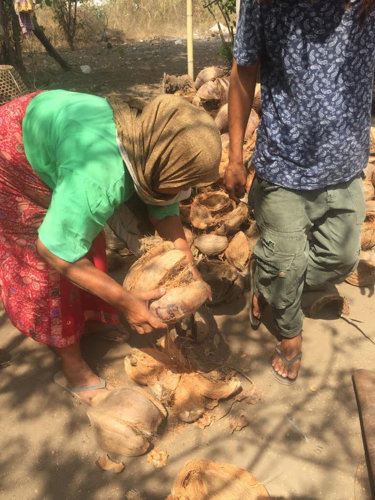 Lombok artisan tour