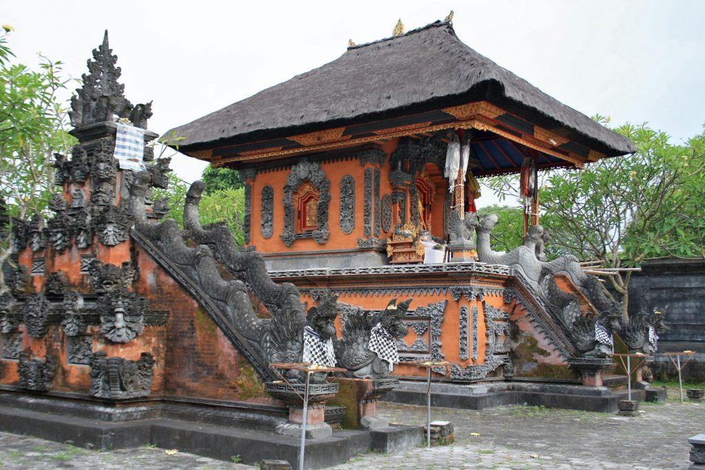 hindu temples, lombok