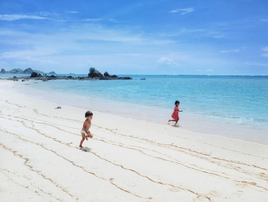 Selong Belanak, Kuta Lombok, Tanjung Ann, Mawun beach, Tampah beach